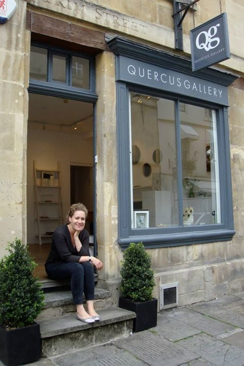 Evie Wiliams Quercus Gallery Bath